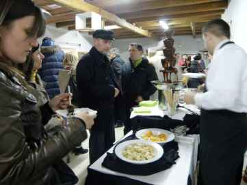1. Choco & Wine Fest uspješno održan u Brtonigli
