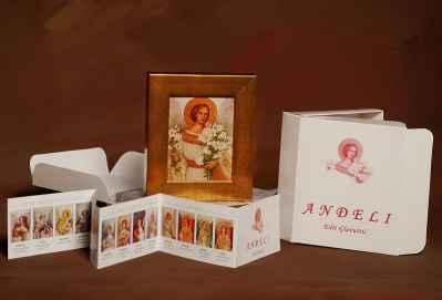 Edit Glavurtić predstavlja minijature anđela