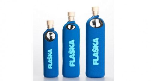 Flaška – informirana boca za živu vodu