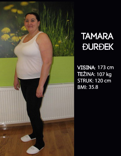 Tamara, Ljiljana i Vedran započeli program mršavljenja