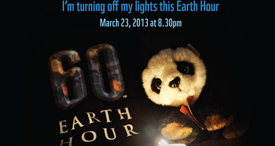 Sat za Planet Zemlju - hoćeš li ugasiti svjetla?