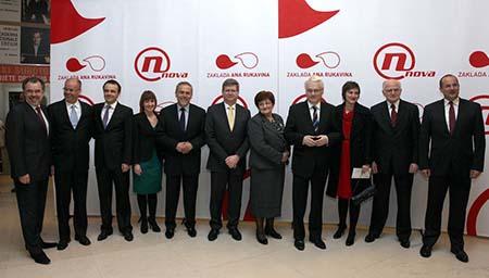 U Koncertu za život uživao i predsjednik Josipović