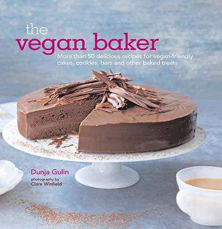 Dunja Gulin predstavlja kuharicu The Vegan Baker