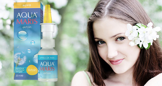 Alergije nisu problem uz Aqua Maris Ektoin