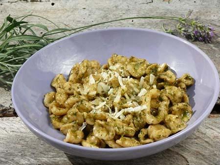 Bosiljak i mozzarella