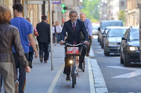 Prvih mjesec dana Zagrepčani će pedalirati besplatno