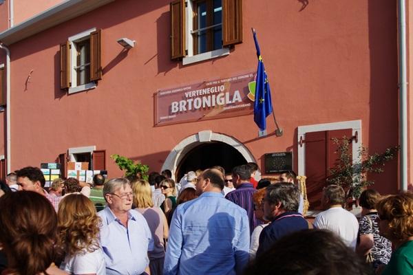29. Festival istarske malvazije u Brtonigli