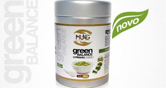 Uz Green Balance do zdravlja i vitalnosti