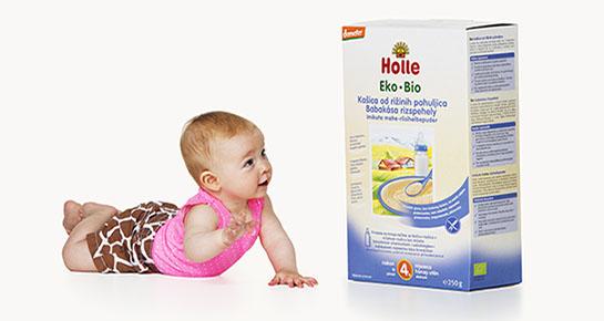 Organska dječja hrana Holle slavi rođendan i daruje čitatelje
