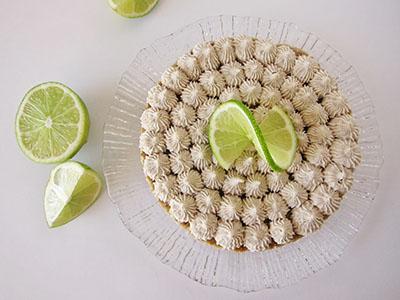 Sirova torta s kokosom i avokadom