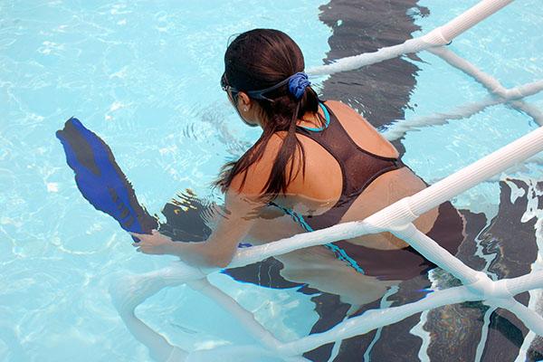10 minuta vježbanja u vodi za istesano tijelo