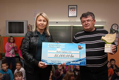 dm nagradio devet škola za doprinos zaštiti okoliša