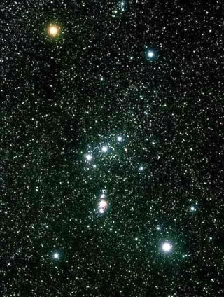 Mali vodič kroz zimsko zvjezdano nebo