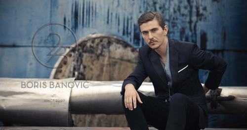 Boris Banović debitira na Perwoll Fashion.hr-u