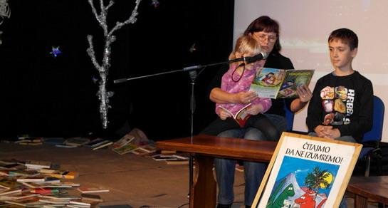 Svijet najljepših bajki i priča u SOS Dječjem selu Lekenik