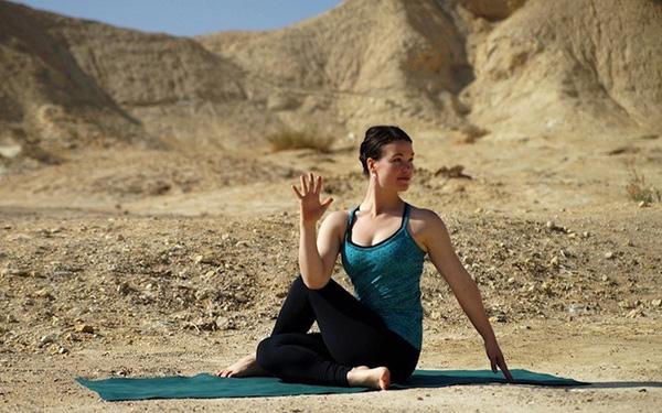Četiri joga položaja za zdravu kralježnicu