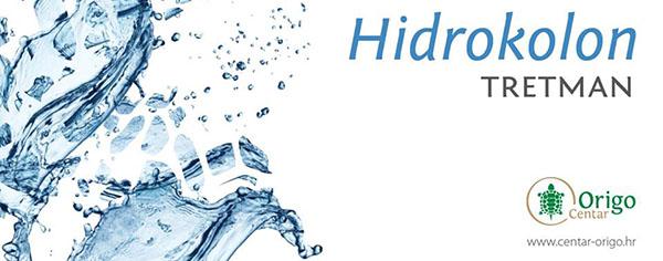 Centar Origo: Hidrokolon terapija za detoksikaciju