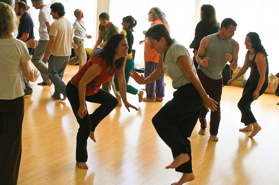 Biodanza - ples života
