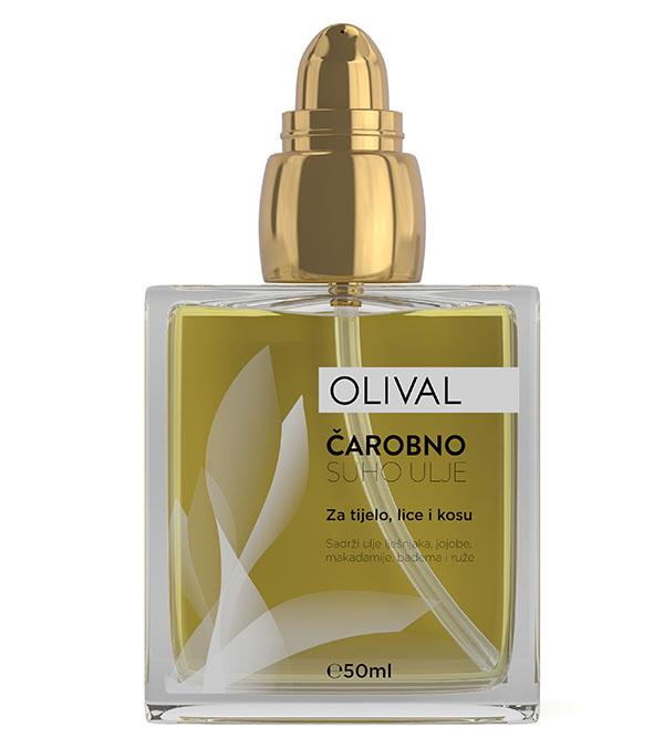 Predstavljena Olivalova čarobna ulja