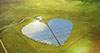 Solarna elektrana u obliku srca