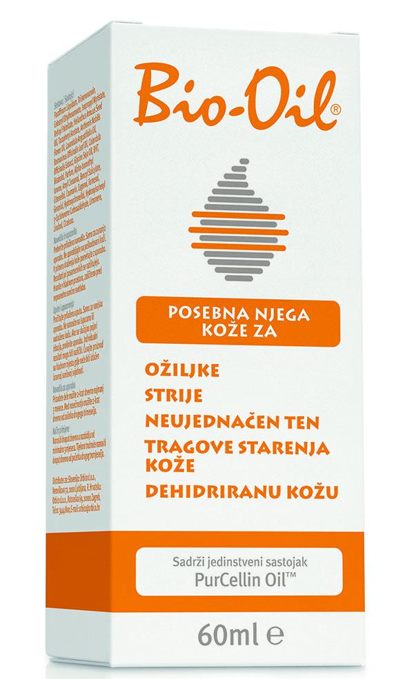 Bio-Oil: Formula br. 1 za strije i ožiljke