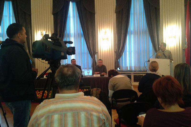 Afera Eko Sever: Održana press konferencija