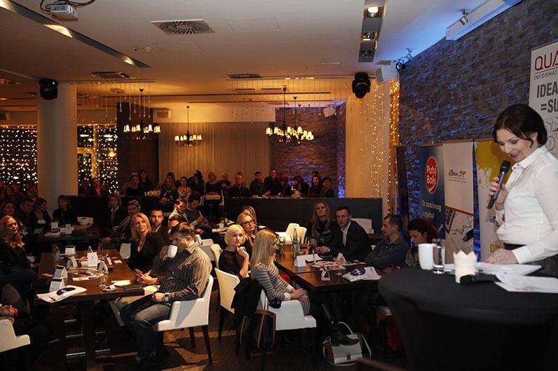 30. Business cafe u Zagrebu: Čista inspiracija i pozitiva