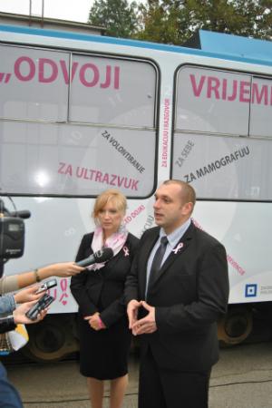 Listopad - mjesec borbe protiv raka dojke