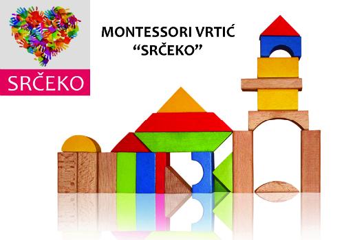 Montessori vrtić Srčeko poziva na upise