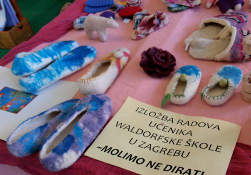 Waldorfska škola - raj za male kreativce