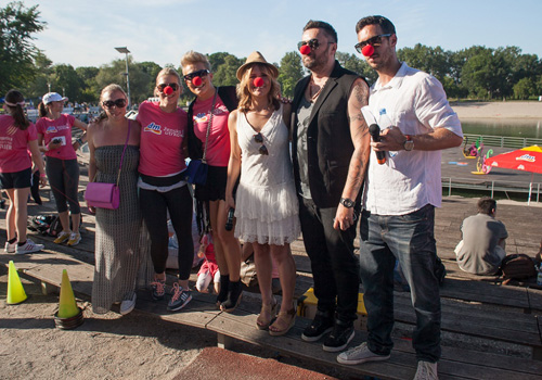 Ružičasti Bundek - održana dm-ova ženska utrka