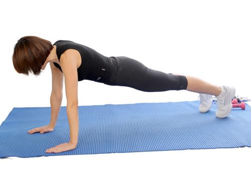 5 vježbi za ravan trbuh i vitak struk