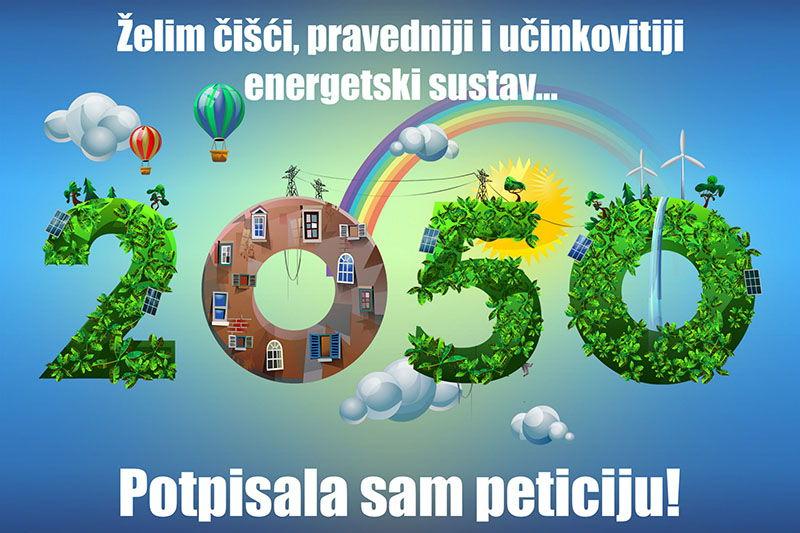 Potpiši za održivu energetsku budućnost