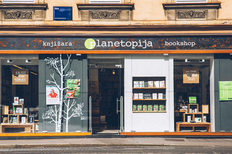 Knjigoljupci, pozor! Planetopija otvorila novu knjižaru u centru Zagreba