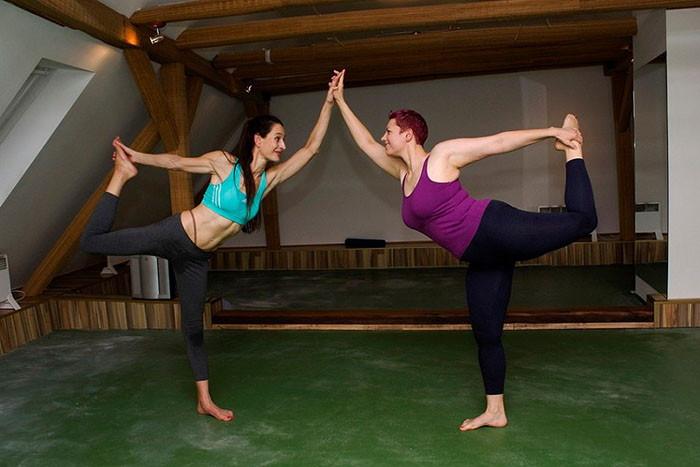 Hot Yoga Studio: Joga u tropskim uvjetima