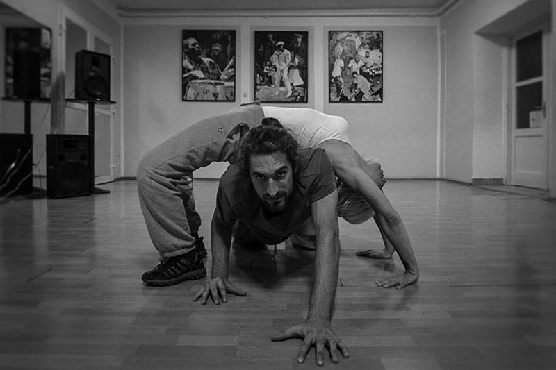 Movement Yoga - joga i parkour idu zajedno