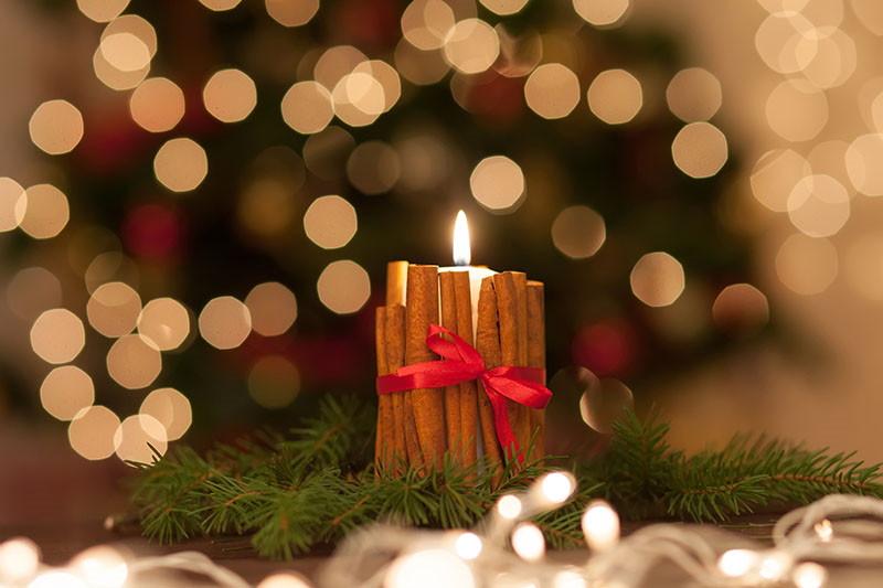 Savršeni ugođaj Božića uz miris cimeta