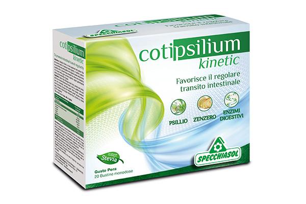 Cotipsilium Kinetic – za probavu i ravan trbuh