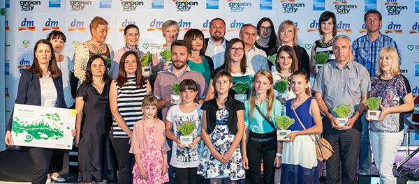 dm nagradio osam ekoloških projekata
