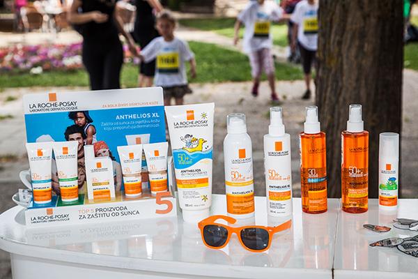 La Roche-Posay voli trčanje i vašu kožu