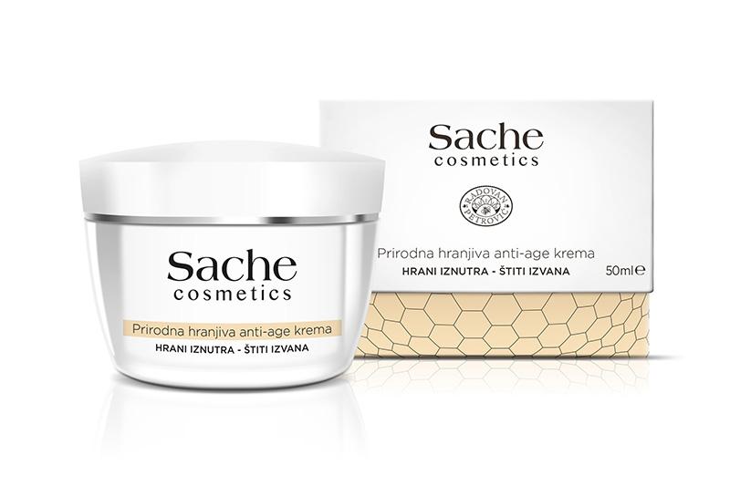 Sache kozmetika - 100% prirodno za njegu lica i tijela