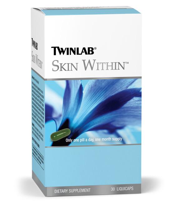 Twinlab Skin Within - nova formula s astaksantinom