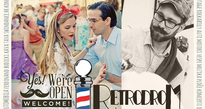 Svi na RetroDrom - festival vintage kulture,