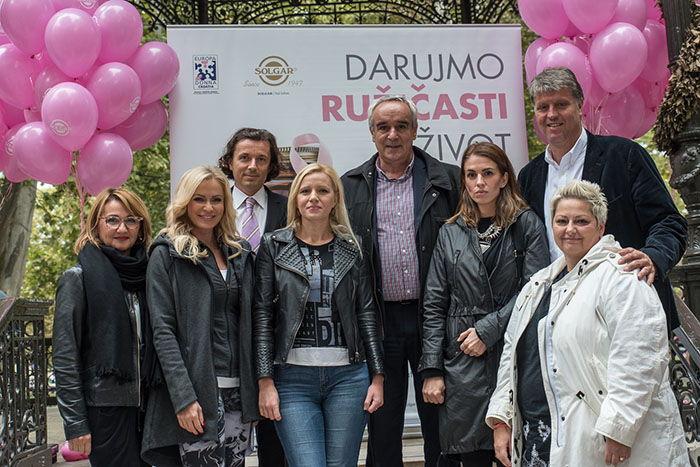 Europa Donna Hrvatska i Solgar za ružičasti život