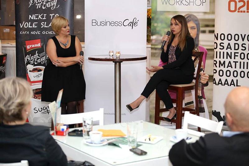 35. Business Cafe - roditeljstvo i biznis, roditeljstvo kao biznis