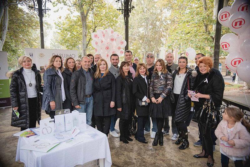Udruga Europa Donna obilježila Dan zdrave dojke