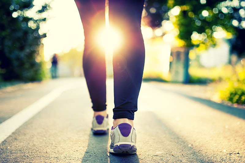 Evo zašto trebaš hodati barem sat vremena dnevno