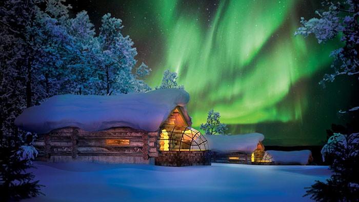 Ovo je definitivno najromantičnije mjesto za promatranje Aurore Borealis