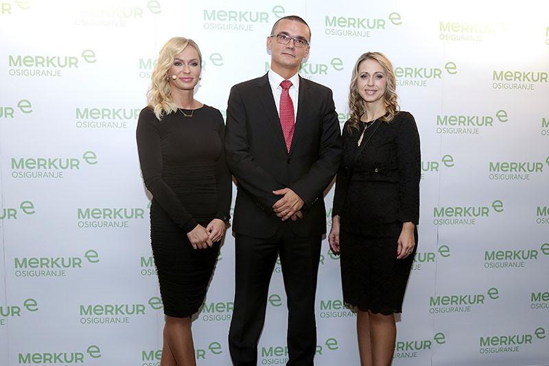 Merkur osiguranje predstavilo novi vizualni identitet