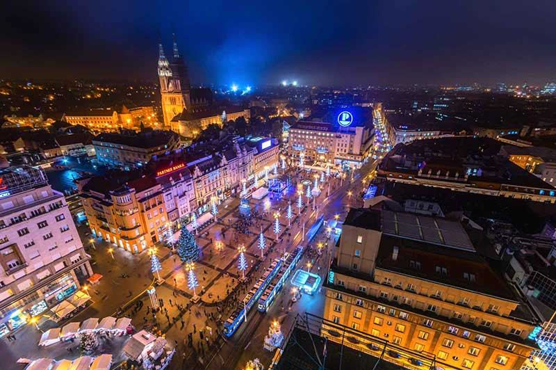 Modni advent u Zagrebu